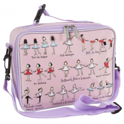 Ballet Lunch Bag NEW
