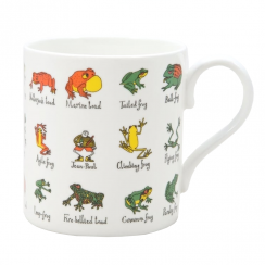 Little Frogs 3 Row Mug