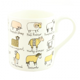 Little Sheep Cute Mug