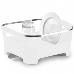 Basin Dish Rack White