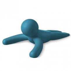 Buddy Doorstop Lagoon-Blue