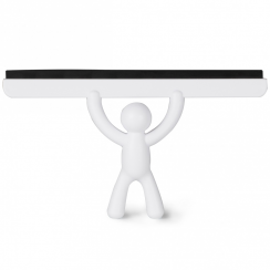Buddy Squeegee in White