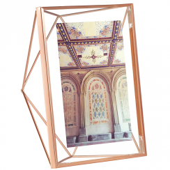 Copper Prisma Photo Frame 5 x 7