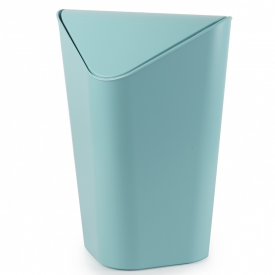 Corner Can in Surf Blue