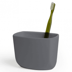 Corsa Tooth Brush Holder Charcoal