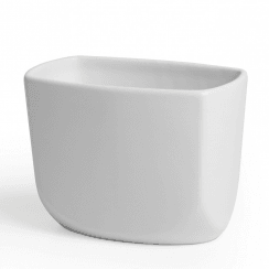 Corsa Tooth Brush Holder White