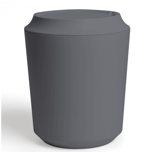 Corsa Waste Can Charcoal