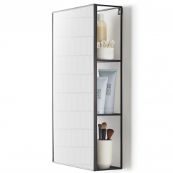 Cubiko Mirror & Storage Unit