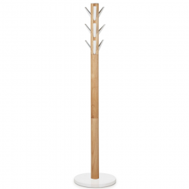Flapper Coat Rack in Natural