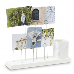 Gala Photo Display White