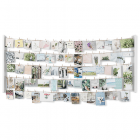 Hangit Large Photo Display White