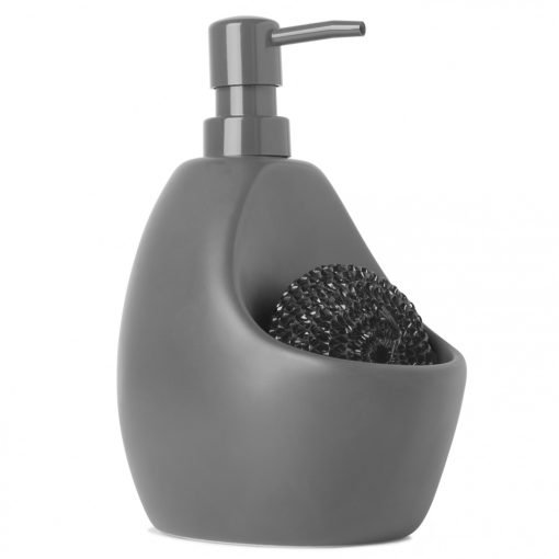 Joey Soap Dispenser Charcoal