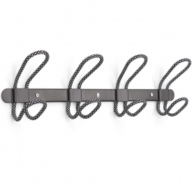 Lasso 4 Hook in Black