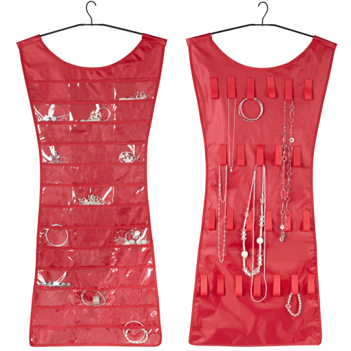 Umbra Little Red Dress Organizer available from Flamingo Gifts