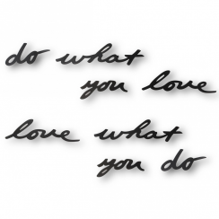Mantra Wall Décor, Do What You Love