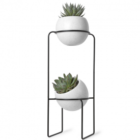 Nesta Double Tiered Planter