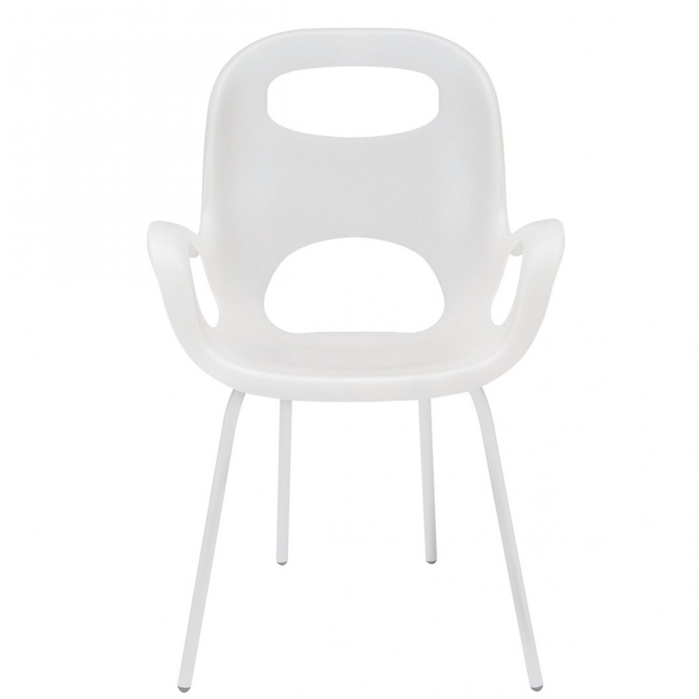 Umbra Oh Chair In White ...