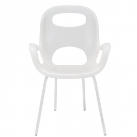 Oh Chair in White