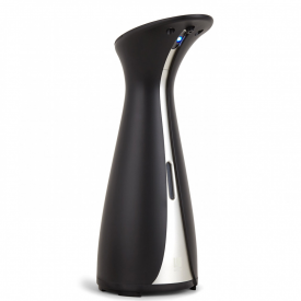 Otto Automatic Soap Pump Black