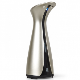 Otto Automatic Soap Pump Nickel
