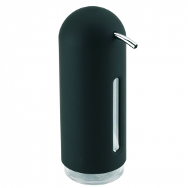 Penguin Soap Pump Black