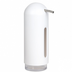 Penguin Soap Pump White