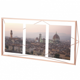 Prisma Multi Photo Display Copper