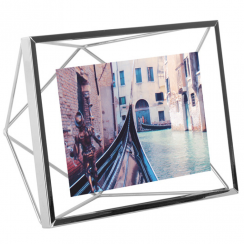Prisma Photo Frame 4 x 6 Chrome