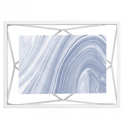 Prisma Photo Frame 4 x 6 White