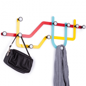 Subway Colour Multi Hook