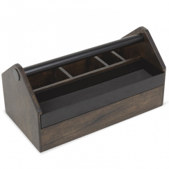 Toto Storage Box Black