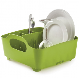 Tub Dish Rack Avocado
