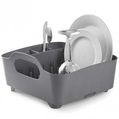 Tub Dish Rack Charcoal