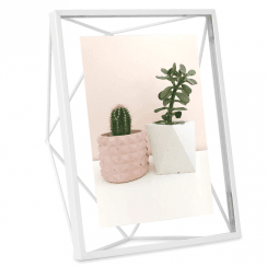 White Prisma Photo Frame 5 x 7