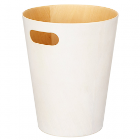 Woodrow Bin White & Natural