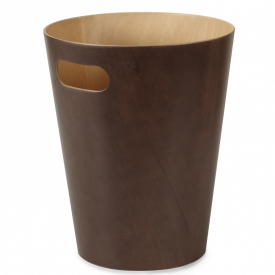 Woodrow Can Bin in Espresso