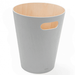 Woodrow Can Bin in Grey
