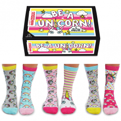 Be A Unicorn Socks Gift Set