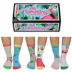 Be Flamazing Sock Gift Set for Girl's