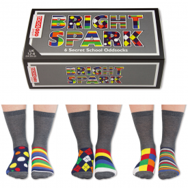 Bright Spark Sock Gifts Set for Boy's