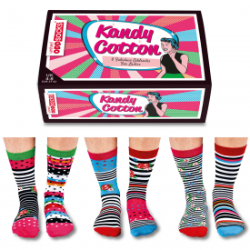 Cotton Kandy Socks Gift Set