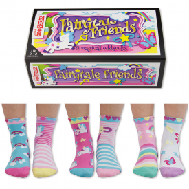 Fairytale Friends Socks Gift Set for Little People