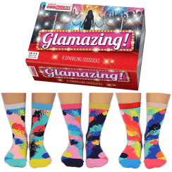 Glamazing Socks Gift Set for Women