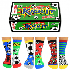 Kick It Sock Gift Set for Boys