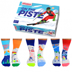 Men's On the Piste Socks Gift Set