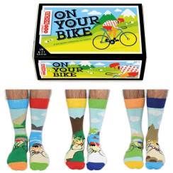 Men's On Your Bike Socks Gift Set