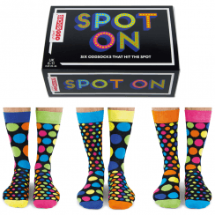 Men's Spot On Socks Gift Set