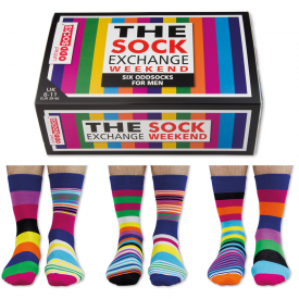 Men's The Sock Exchange Weekend Sock Gift Set