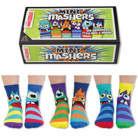 Mini Mashers Sock Gift Set for Little People