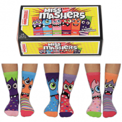 Miss Mashers Sock Gift Set for Girl's